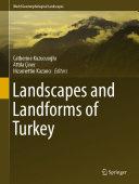 Pdf Landscapes and Landforms of Turkey Telecharger