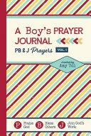 A Boy's Prayer Journal