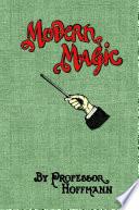 Modern Magic Book