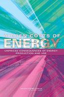 Hidden Costs of Energy