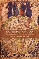 Dominion of God