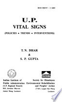 U.P. vital signs