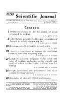 CLSU Scientific Journal