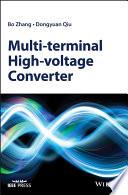 Multi Terminal High Voltage Converter