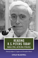 Reading R  S  Peters Today