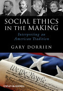 Pdf Social Ethics in the Making