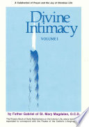 Divine Intimacy, Vol. 1