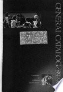 UCSF General Catalog