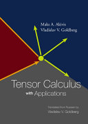 Tensor Calculus With Applications [Pdf/ePub] eBook