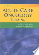 Acute Care Oncology Nursing Book