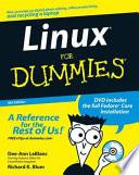 List of Dummies Linux E-book