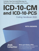 ICD 10 CM and ICD 10 PCs Coding Handbook with Answers 2020 Book