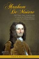 Abraham De Moivre Pdf/ePub eBook