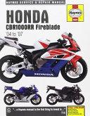 Honda CBR1000RR Fireblade   04  07