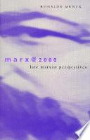 Marx@2000