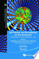 Soft Matter And Biomaterials On The Nanoscale  The Wspc Reference On Functional Nanomaterials   Part I  In 4 Volumes  Book