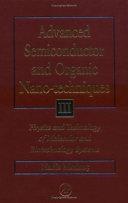 Advanced Semiconductor and Organic Nano-techniques