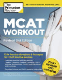 MCAT Workout  Revised 3rd Edition