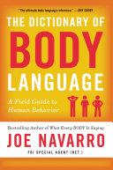Pdf The Dictionary of Body Language Telecharger