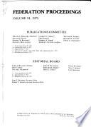 Federation Proceedings