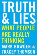 Truth and Lies Pdf/ePub eBook