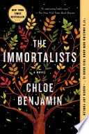 The Immortalists Chloe Benjamin Cover