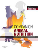 Cover of Companion Animal Nutrition