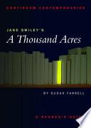 Jane Smiley s A Thousand Acres