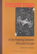 Pdf Encounter Images in the Meetings Between Africa and Europe