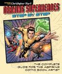 Drawing Superheroes Step by Step