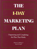 The 1 Day Marketing Plan