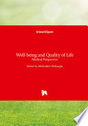 Well being and Quality of Life