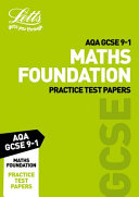 Maths Foundation by Collins