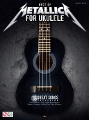 Best of Metallica for Ukulele Songbook