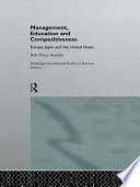 Management  Education and Competitiveness Book