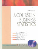 A Course in Business Statistics - Google Books