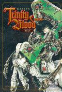 Trinity Blood 聖魔之血 Reborn on the Mars (3) Book