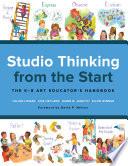 Studio Thinking from the Start