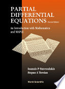 Partial Differential Equations: An Introduction With Mathematica And Maple (2nd Edition)