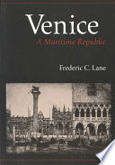 Venice  A Maritime Republic Book