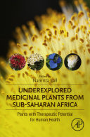 Underexplored Medicinal Plants from Sub-Saharan Africa Pdf/ePub eBook