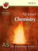 AS Level Chemistry for OCR A  Student Book
