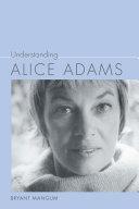 Understanding Alice Adams Pdf/ePub eBook