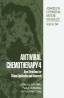 Antiviral Chemotherapy 4 [Pdf/ePub] eBook