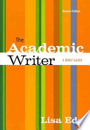 Academic Writer / Fifty Essays / A Pocket Style Manual Includes 2009 MLA & 2010 APA Updates