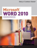 Microsoft Word 2010: Introductory