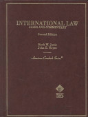 Cases and Commentary on International Law