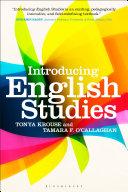 Introducing English Studies Pdf/ePub eBook