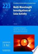 Multi Wavelength Investigations Of Solar Activity Iau S223  Book PDF