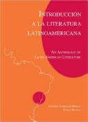 Introduccione a la Literatura Latinoamericano